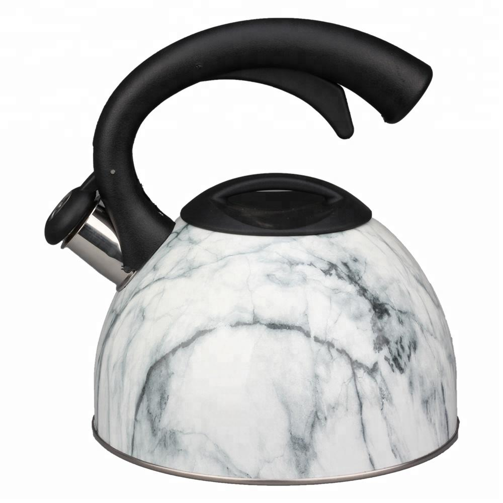 High Quality 2.8 L Stainless Steel whistle Water Kettle